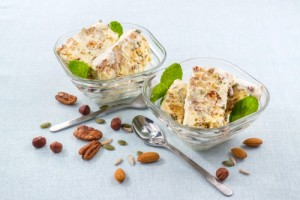 Toasted Nut and Demerara Ice Cream